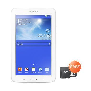 Jual Samsung Tab 3V T116 Tablet - [8GB/ 1GB] + Free Micro SD 16GB Harga Rp 1775000. Beli Sekarang dan Dapatkan Diskonnya.