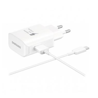 Samsung EP-TA300CWEGWW Fast Charge  ... le Travel Adapter - Putih