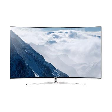 Samsung Curved Super UHD Smart TV 55