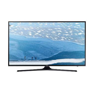 Samsung UA55KU6000 UHD Flat Smart LED TV [55 Inch]