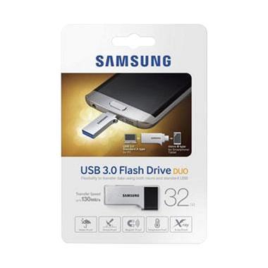 Jual Samsung OTG USB 3.0 Flash Drive Duo [32 GB] Harga Rp 138000. Beli Sekarang dan Dapatkan Diskonnya.