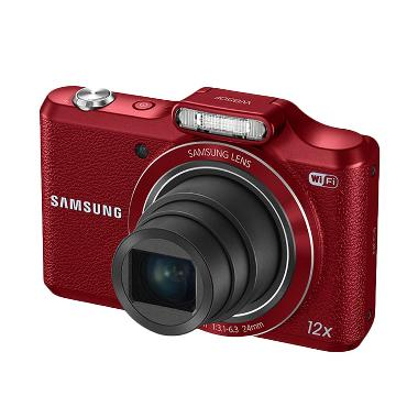 Samsung WB-50 Kamera Pocket - Red