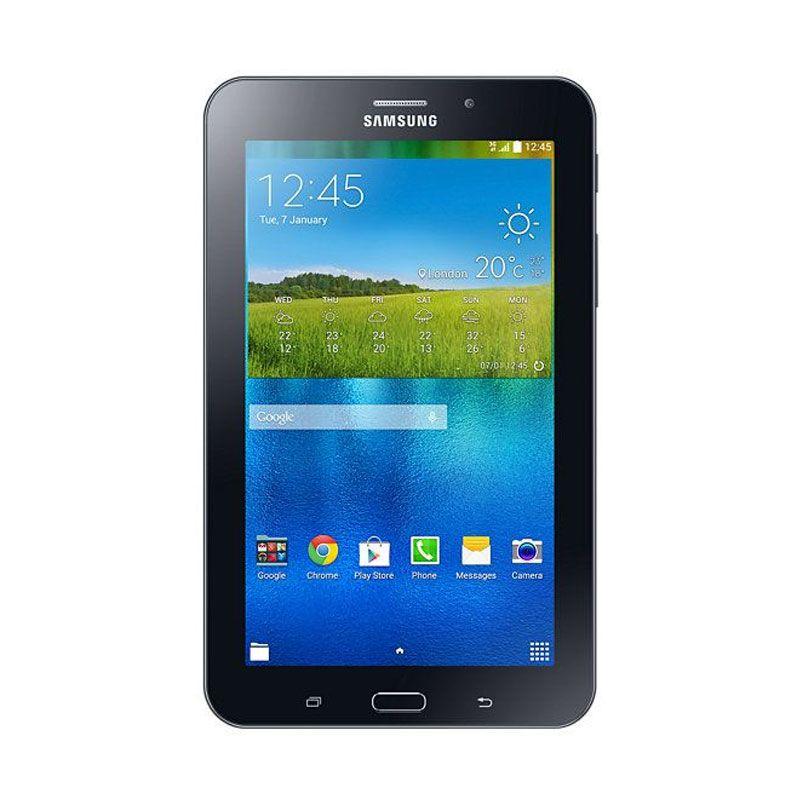 Samsung Tab3 V Black Tablet         ...