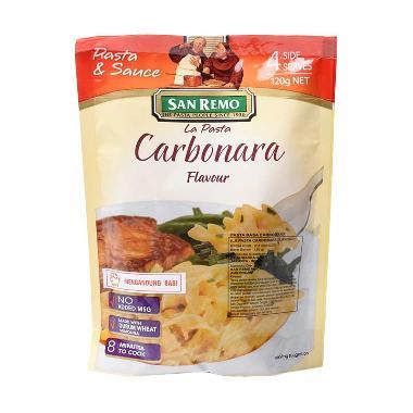 PROMO San Remo La Pasta Carbonara #251 [120 g] 144695