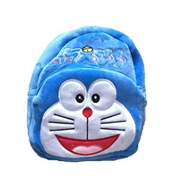 San-X Character Doraemon Tas Ransel Anak - Biru