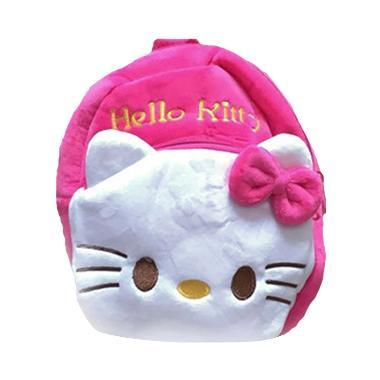 San-X Character Tas Ransel Anak Hello Kitty - Pink