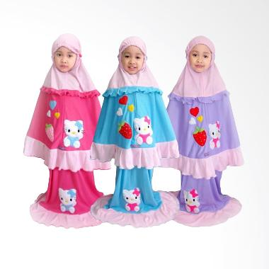 Sanaya Kids Hello Kitty Mukena Anak