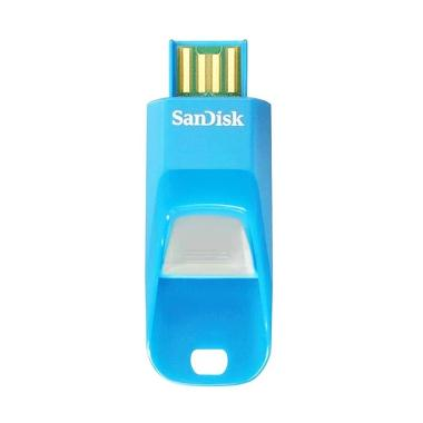 Jual Sandisk Cruzer Edge Flashdisk [32 GB] - Biru Harga Rp 120000. Beli Sekarang dan Dapatkan Diskonnya.