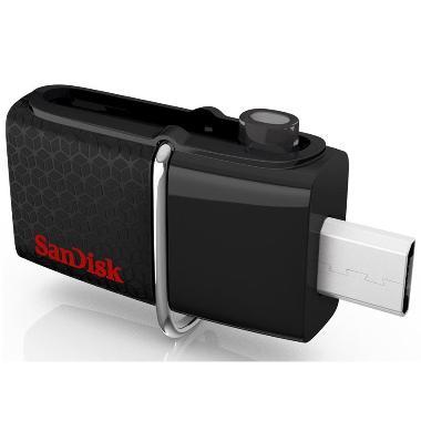 [PROMO] SanDisk Ultra OTG Flashdisk [32 GB] *Garansi Resmi*