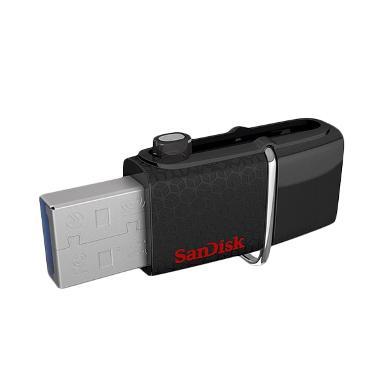 Jual Sandisk Ultra Dual Drive USB OTG Flashdisk - Hitam [3.0/64 GB] Harga Rp 350000. Beli Sekarang dan Dapatkan Diskonnya.