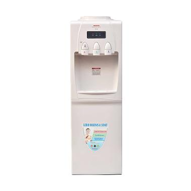 Sanken HWD730N Dispenser Galon Atas ... ] 3Kran (Hot,Normal,Cold)