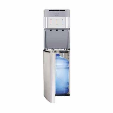 Sanken HWD-C200 Abu-abu Water Dispenser [Galon Bawah/Jabodetabek]