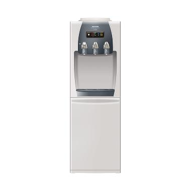 Sanken HWD-Z86 Duo Gallon Water Dispenser - Cream Black