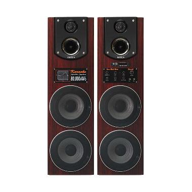 Jual Sanken Smm 4000bu Active Speaker X Tra Bass With