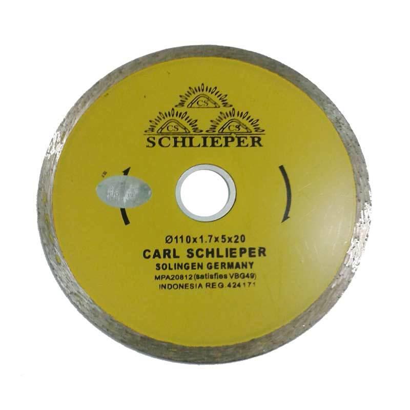 Schlieper Diamond Wheel Basah Mata  ...