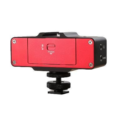 Saramonic Smart Mixer 2-Channel Audio Mixer for Smartphone Tokocamzone
