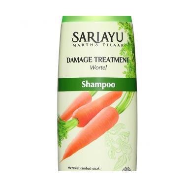 HEMAT..!!! SARIAYU Shampoo Wortel