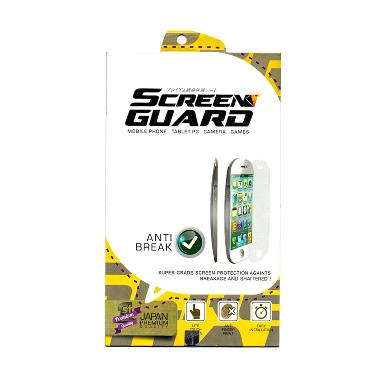 Screen Protector Anti Break for Oppo F1 - Clear [F1FW]