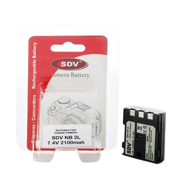 SDV NB-1L Baterai Kamera for Canon