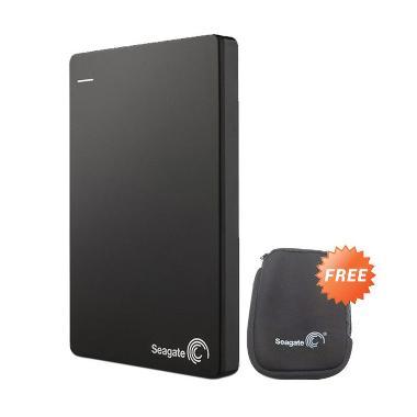 Seagate Backup Plus Slim Harddisk E ...  TB/USB 3.0] + Free Pouch