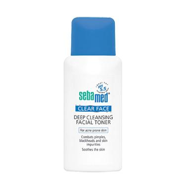 Sebamed Clear Face Deep Cleansing Facial Toner Wajah [150 mL]