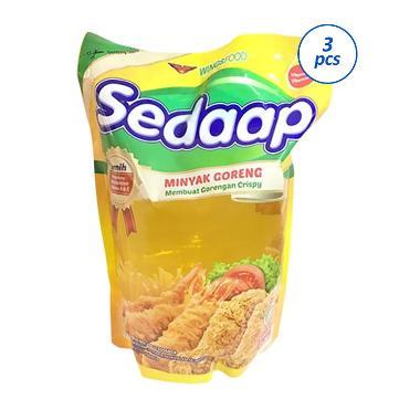 Rekomendasi Seller Sedaap Minyak Goreng [2000 mL/3 Pcs]