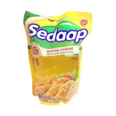 Sedaap Minyak Goreng  [2000 mL/6 pouch]