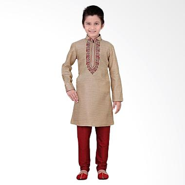 Hasil gambar untuk gambar baju muslim anak laki laki