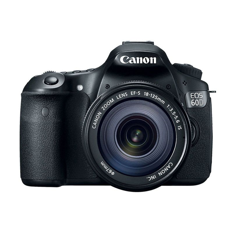 Canon EOS 60D Kit 18-135mm f/3.5-5. ...