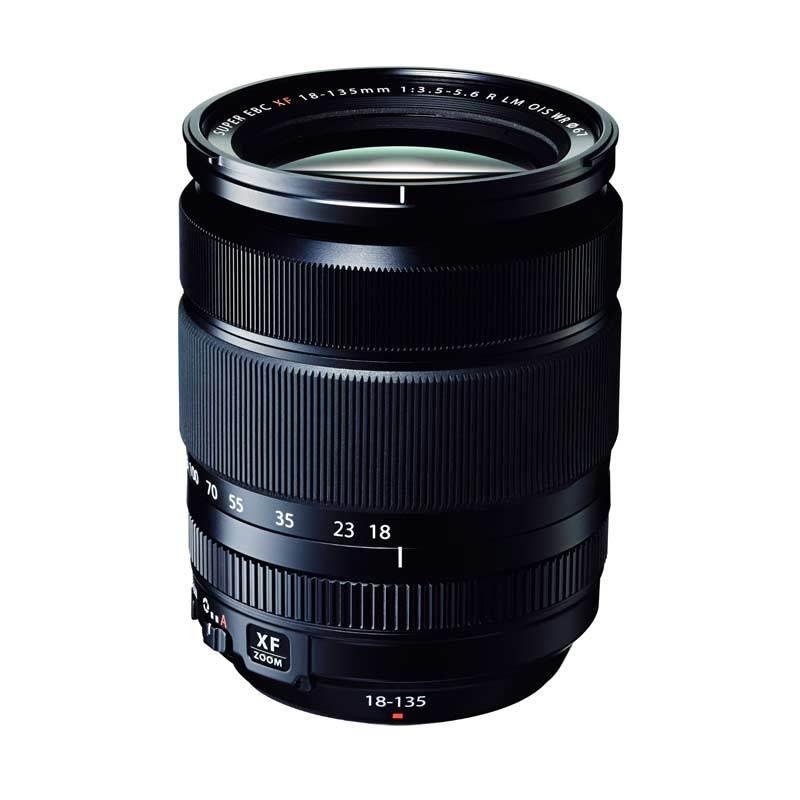 Lensa Kamera Fujifilm XF 18-135mm F ...