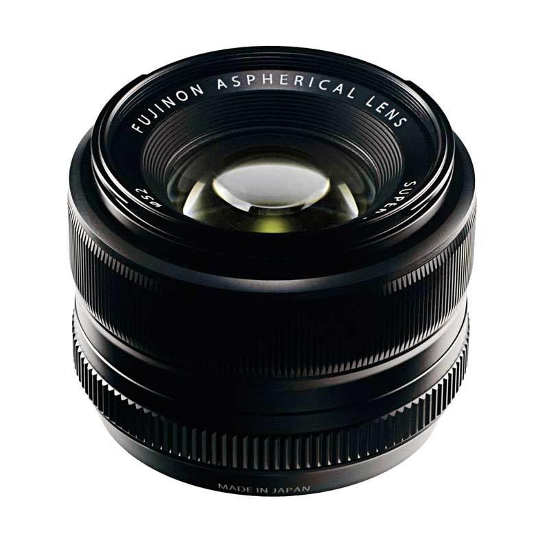 Fujifilm XF 35mm F/1.4 R Black      ...