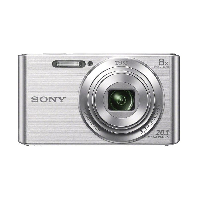 Sony Cybershot DSC-W830 Silver Kame ...