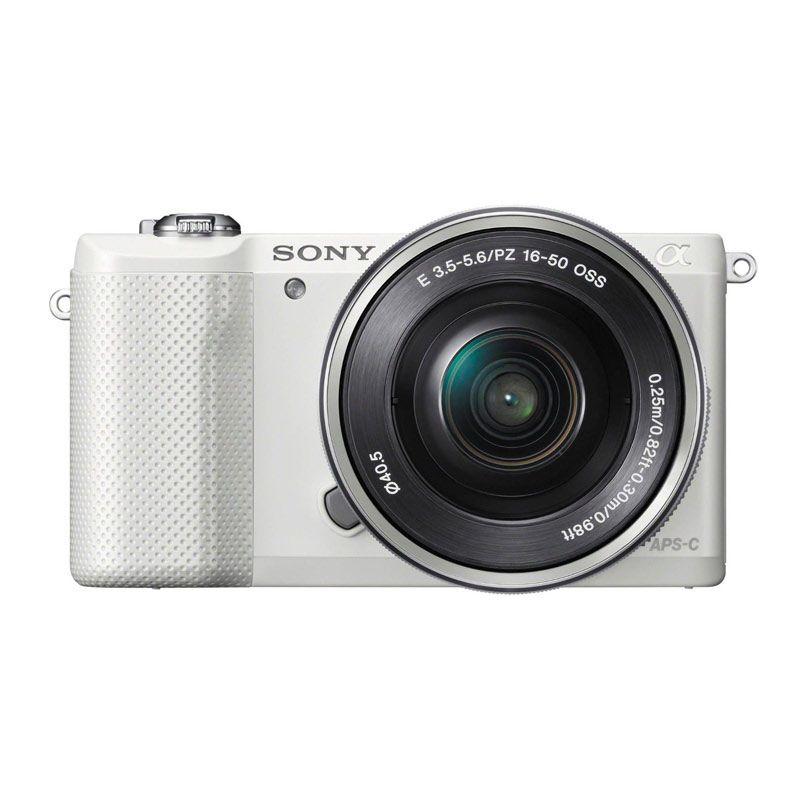 Sony alpha A5000 L KIT 16-50mm f/3. ... era Mirrorless + SDHC 8GB