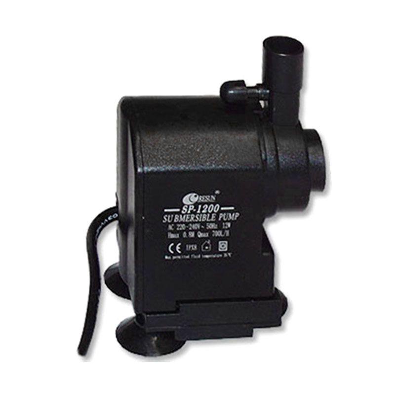 Jual Resun SP-1200 Pompa Celup Aquarium 12 W Online ...