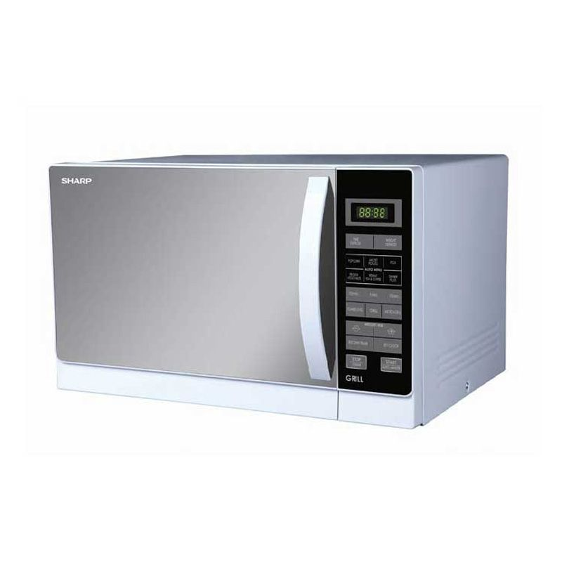 SHARP R-728-W White Microwave .