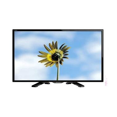 Sharp 24 LE 170 TV LED - Hitam [24 Inch]