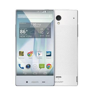 Smartphone Sharp Aquos Crystal Terbaru Harga Promo Blibli Com