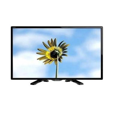 Sharp Aquos 24LE170i TV LED - Hitam [24 inch]