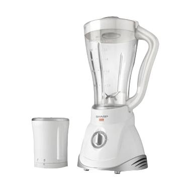 Sharp EM-125L(W) Blender - Putih [1000ml]
