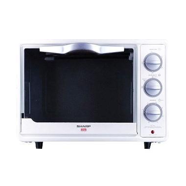 SHARP EO-18L Putih Microwave Oven