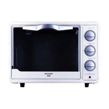 SHARP EO-18L(W) Electric Oven - Putih [18 L]