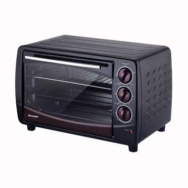 Sharp EO-28LP(K) Electric Oven - Hitam [28 L]
