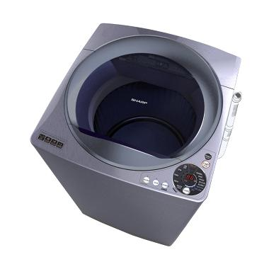 Sharp ES-M1008T-SA Top Loading Washing Machine [10 Kg]