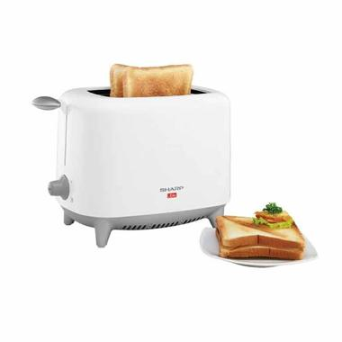 Sharp KZ-90LW POP UP Toaster - Putih