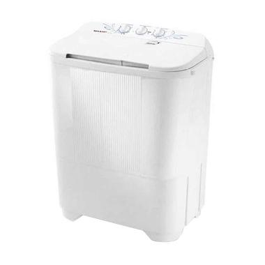 Sharp Puremagic ES-T65MW-GK Mesin Cuci [6.5 Kg]