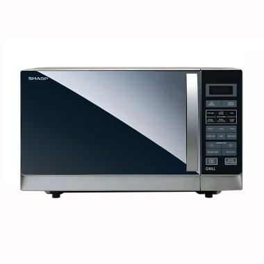 Sharp R-728(K)-IN Microwave - Hitam