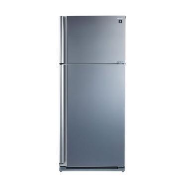 Sharp SJIP760NLVSL Kulkas [2 Pintu]