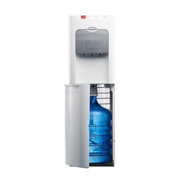 Sharp SWD-72EHL-WH Water Dispenser - Putih [Bottom Loading]