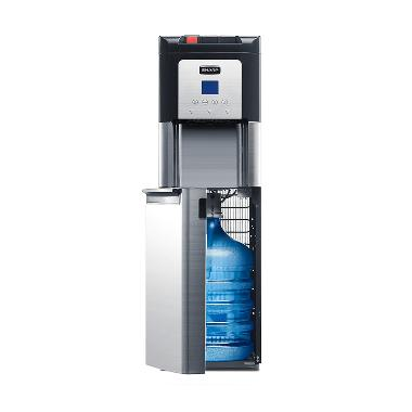 Sharp SWD-78EHL-SL Water Dispenser - Silver [Bottom Loading]