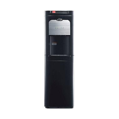 Sharp SWD-80EHL-BK Dispenser - Black [Bottom Loading]